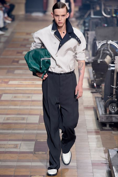 Lanvin | Spring 2014 Menswear Collection | Style.com