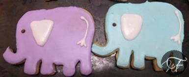Animal-shaped Sugar Biscuits | What Francie Made