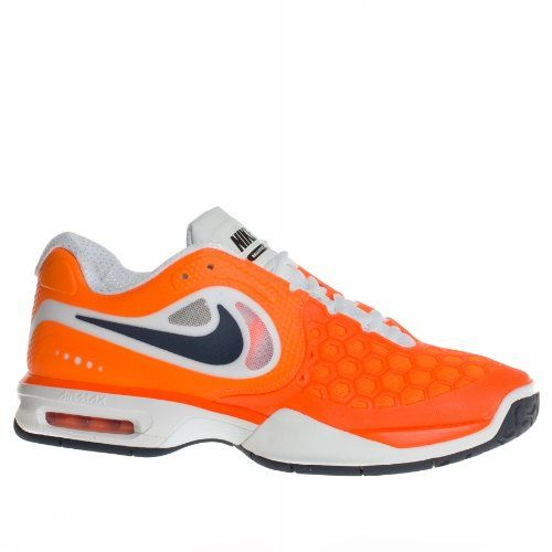 Nike Trainers Mens Air Max Courtballistec 4,3 Orange