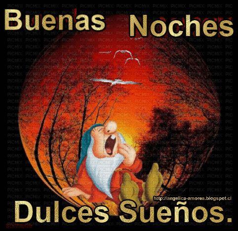 SUEÑOS DE AMOR Y MAGIA: Buenas Noches