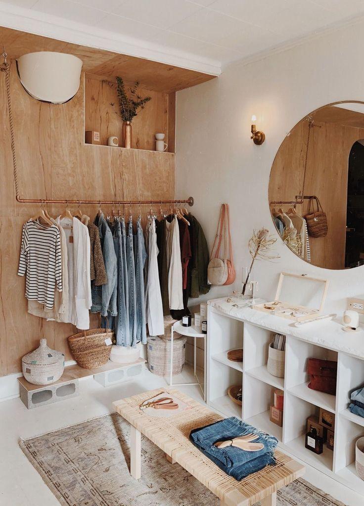 49 Ideas creativas de diseños de armario para su hogar #Closet #Creative #Designs #Home …