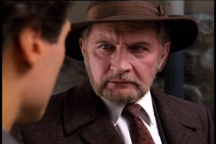Beauty and the Beast (CBS 1987-1991)  Father (Roy Dotrice) and Joe