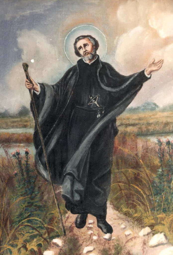 St Andrew Bobola was  superior of the Jesuits in Brobuisk. There he preached and distinguished himself by his work of mercy during a plague. He was sent to Lithuanian missions, a house was provided for him in Pinsk,Belarus, by Prince Radziwell, despite the attacks by Protestants & schismatics. May 10, 1657, Andrew was kidnapped by two Cossacks who beat him & tied him to the saddles of their horses so they could drag him to a place of torture. He was partially flayed alive & finally…