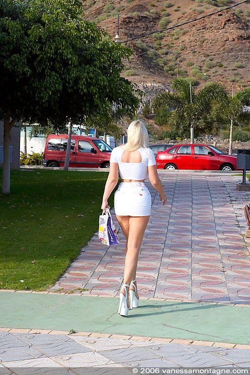 vanessa | Mini Skirts and High Heels | Mini skirts ...