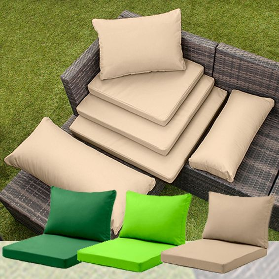 Rattan Sofa Cushion Covers Cushions, Outdoor Furniture Replacement Cushion Covers