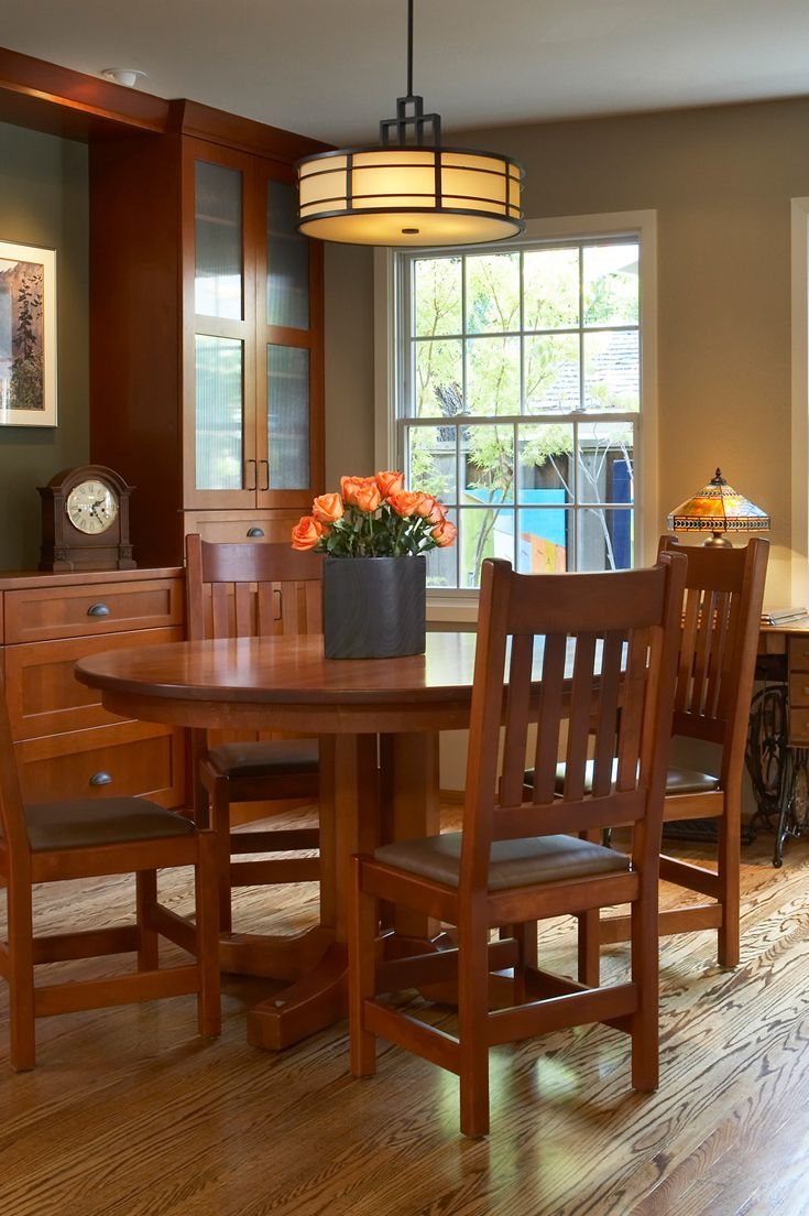 Arts and crafts dining room lighting - 2729 Best Images About Home Decorating Ideas On Pinterest Pop Of