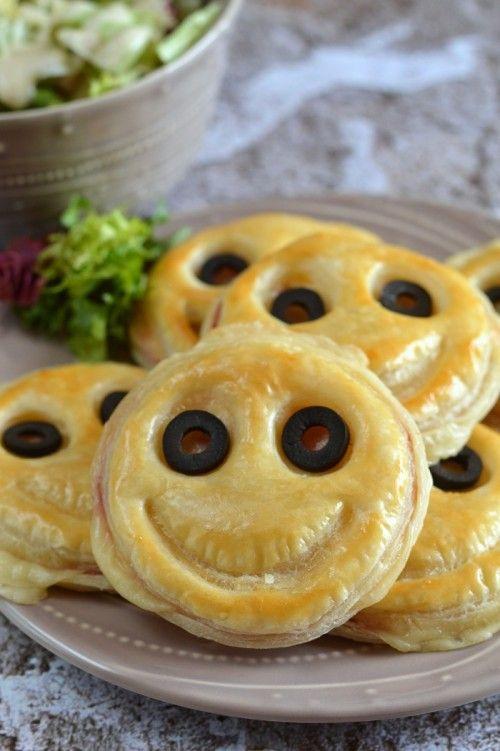 Sajtos-sonkás mosoly