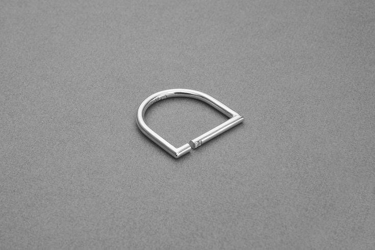 """""""Ulyssa"""" ring"""