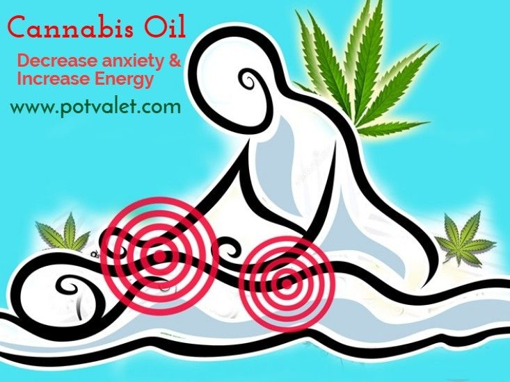 Decrease anxiety and Increase energy with cannabis oil. Make your sex life way…