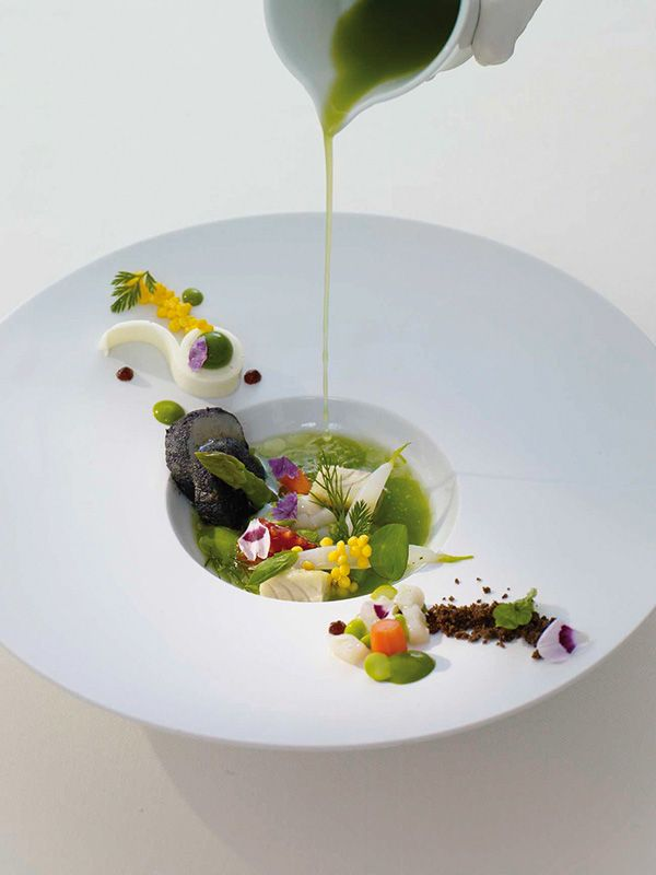 Relais & Châteaux - La Vie. Restaurant of a Grand Chef Thomas Bühner - Niedersachsen, Germany