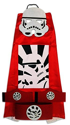 MyTinyHeroes Children's Superhero Costume - 5 Pc Set - Storm Trooper ** Learn more by visiting the image link.