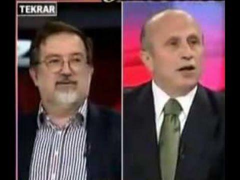 Yaşar Nuri ile Murat Bardakçı Fena Kapıştı
