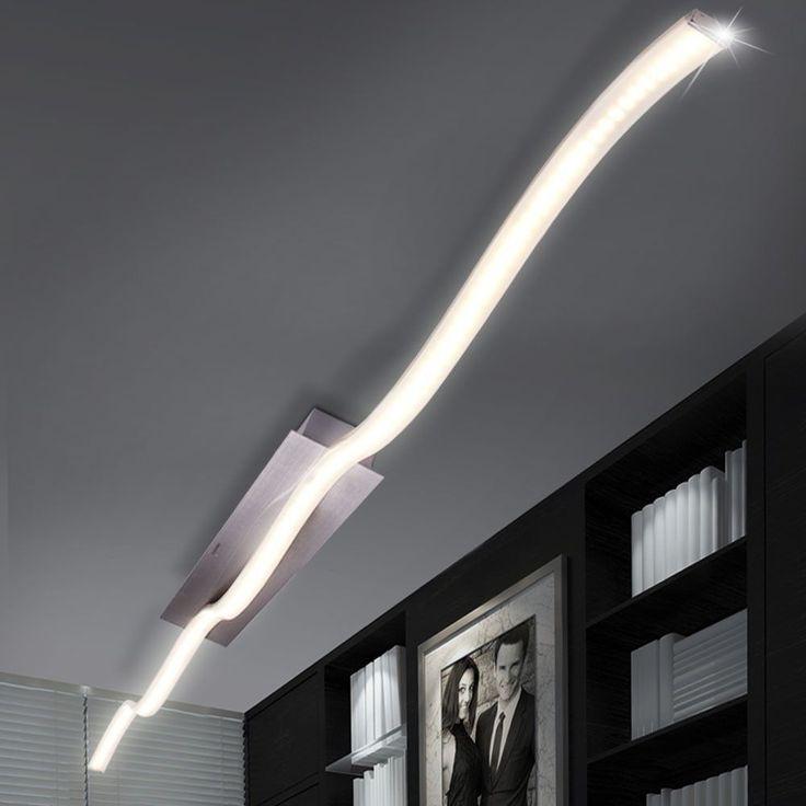 Die besten 25+ Flurbeleuchtung led Ideen auf Pinterest - moderne wohnzimmer deckenlampen