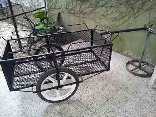 trailer batan carro para moto o bicicleta