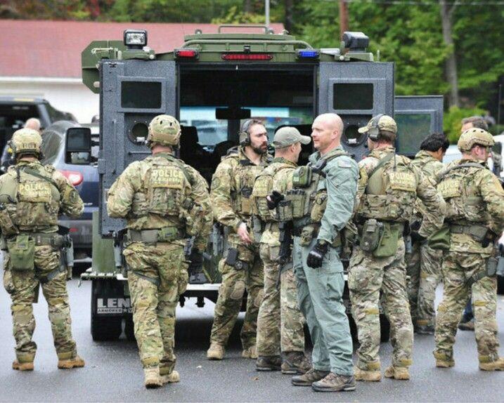 U.S. Marshals SOG