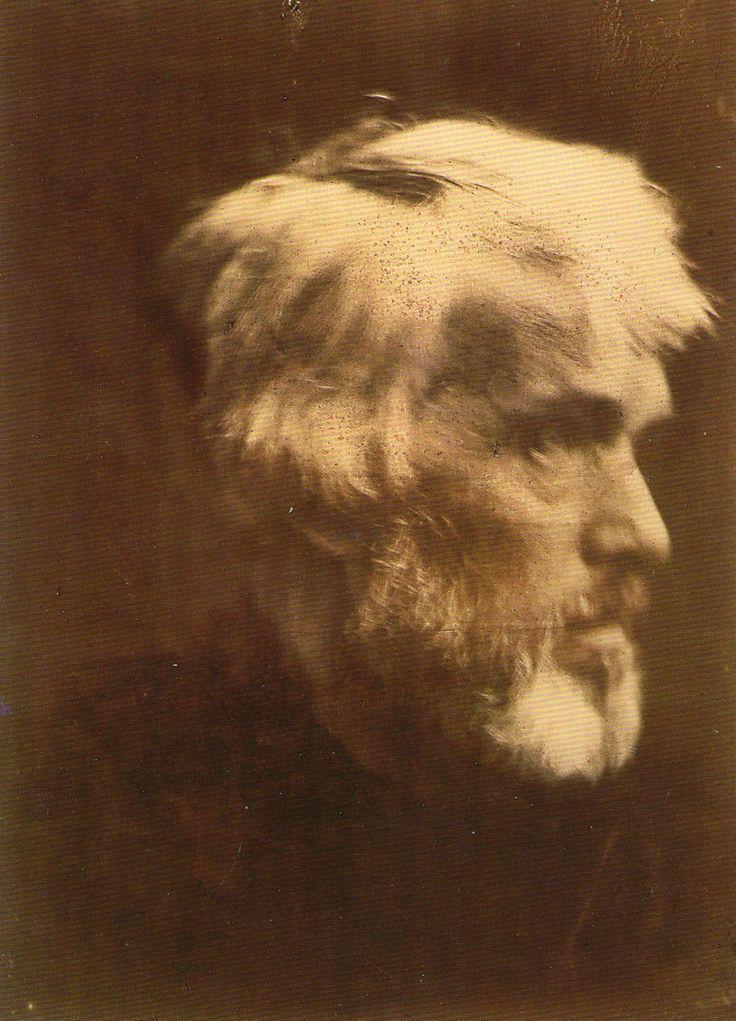 Thomas Carlyle / Julia Margaret Cameron 1867