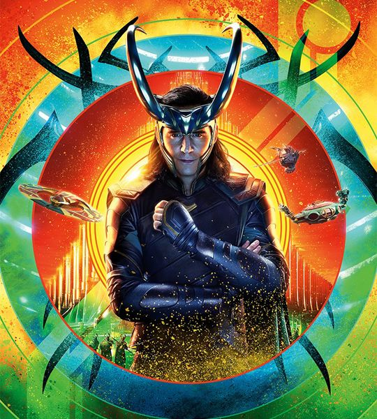 Thor: Ragnarok - New character poster - Loki