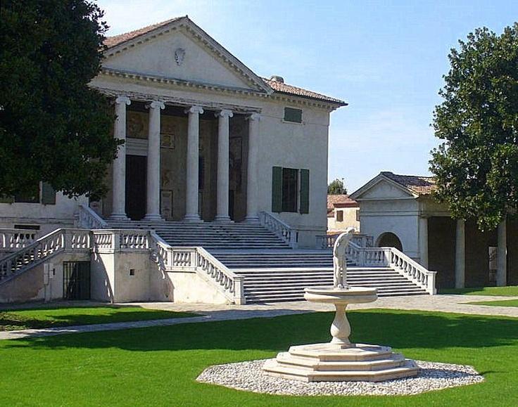 #Villa #Badoer (la #Badoera) - Fratta Polesine (RO) #Italy