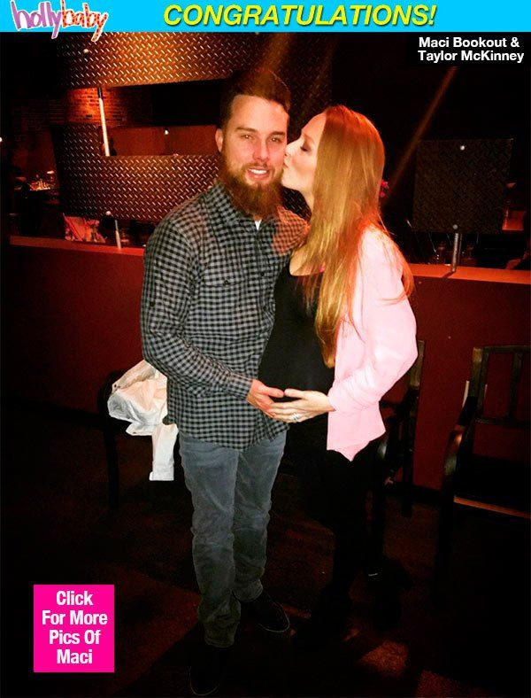 Maci Bookout Pregnant: Expecting Baby #3 With Fiance TaylorMcKinney