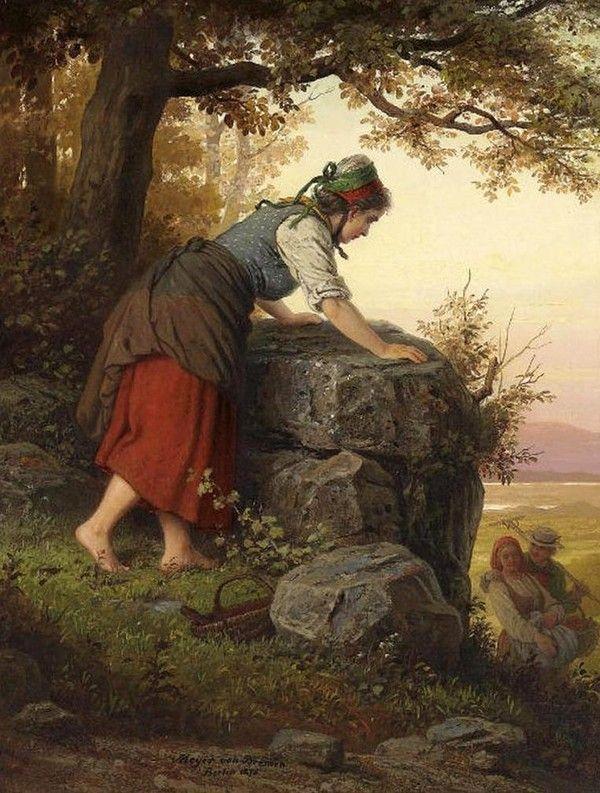 Johann Georg Meyer von Bremen art