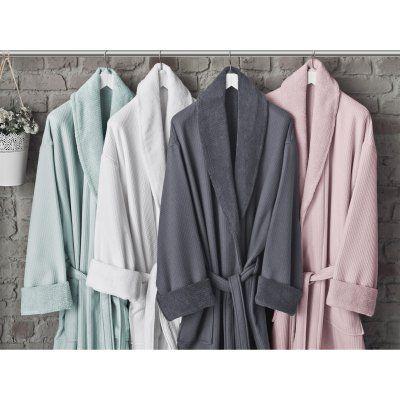 ROKA Home Portofino Turkish Cotton Terry Bath Robe - SKU#0035190721