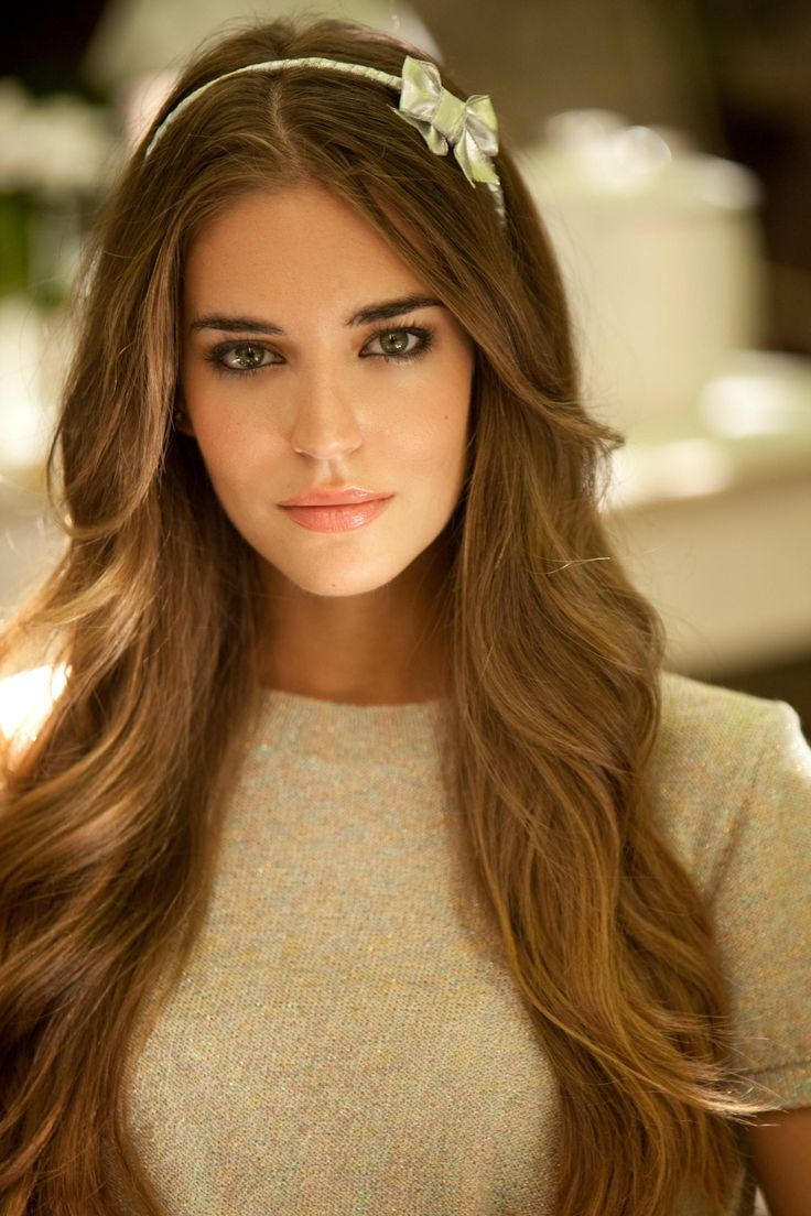 Clara Alonso, one of the most beautiful girls in world, she's relly pretty!