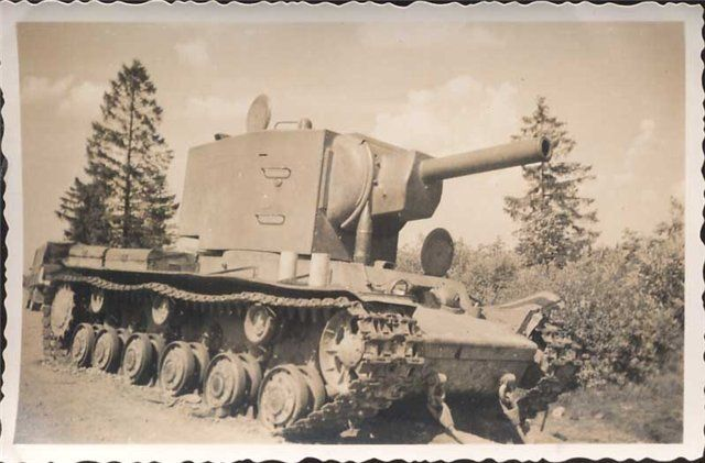 First Days of Operation Barbarossa (pictures)