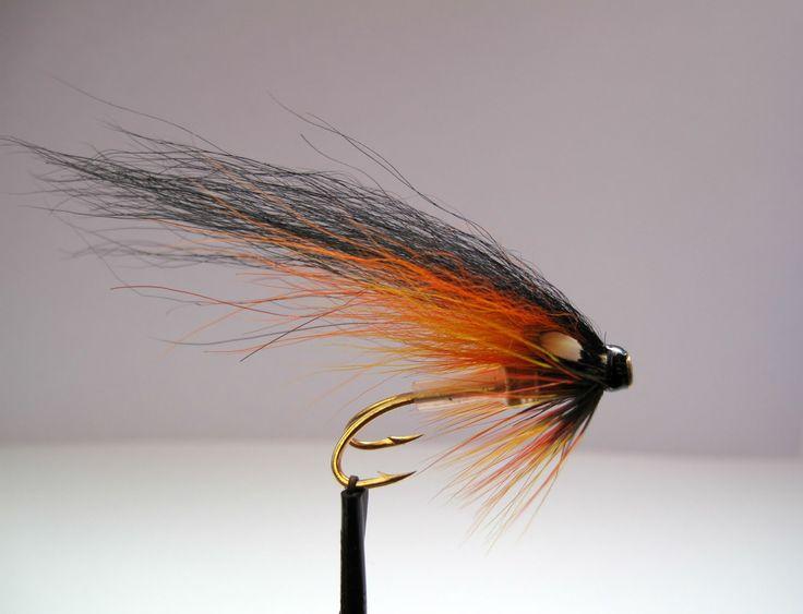 Sunburst Willie Gunn Macdonald Salmon Flies