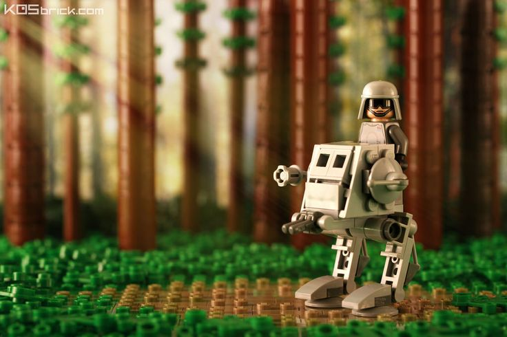 AT-ST Micro Fighter | Flickr - Photo Sharing!