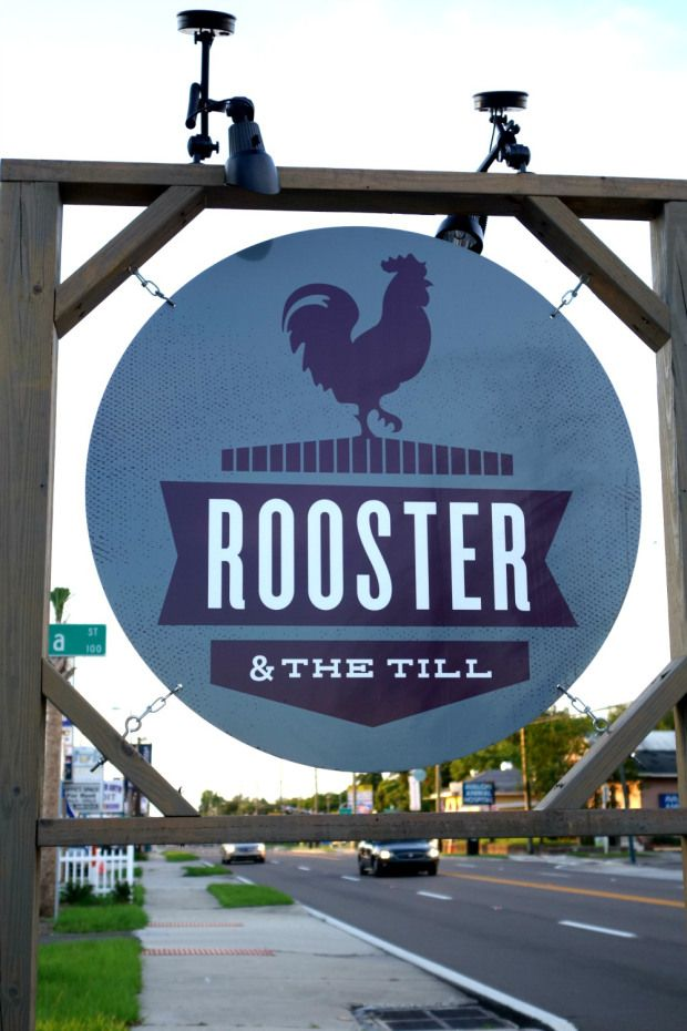 Rooster and the Till in Seminole Heights #Tampa