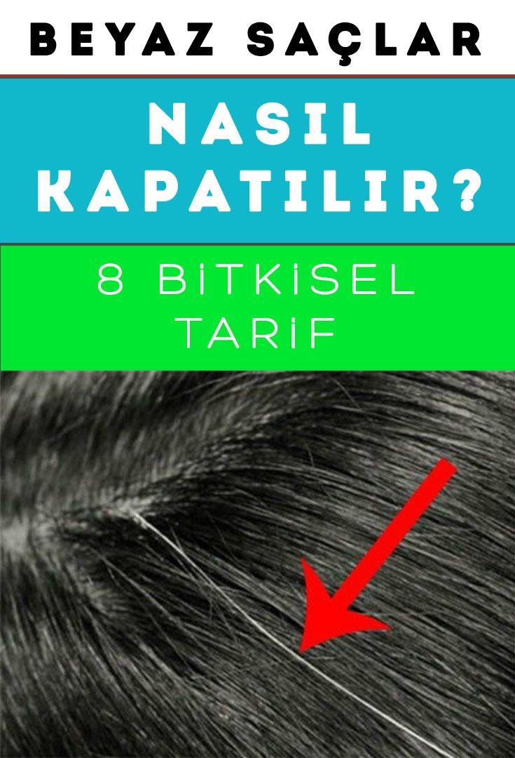 Beyaz saç kapama için kullanabileceğiniz doğal çözümleri okumak için devam edin.............................................................................