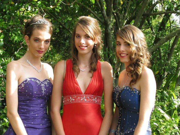 Triplets Prom!