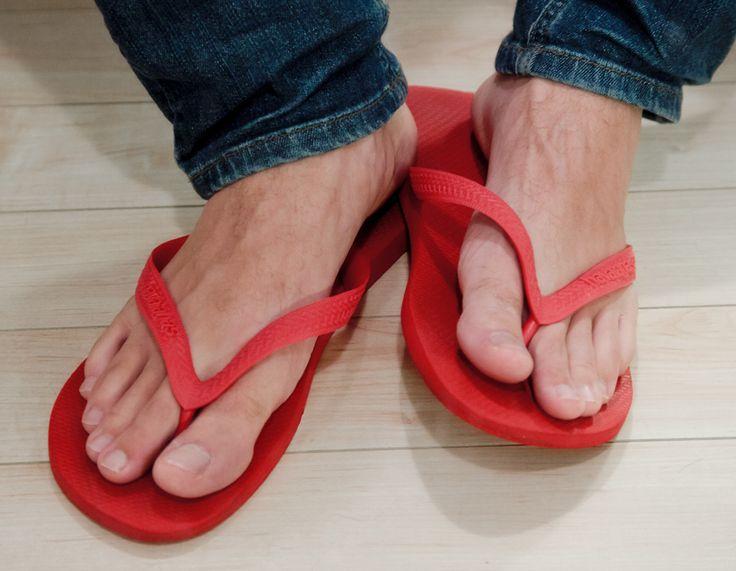 Foot fetish sandals-4871