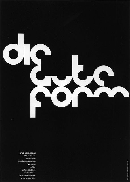 Armin Hoffmann Die Gute Form by _Face37, via Flickr