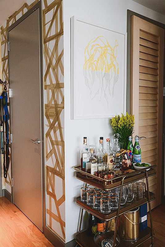 565 best Sexy Bar Carts images on Pinterest   Apartments, Living ...