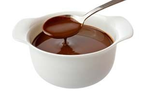 Dairy Queen-Style Hard Chocolate Sauce from CDKitchen.com