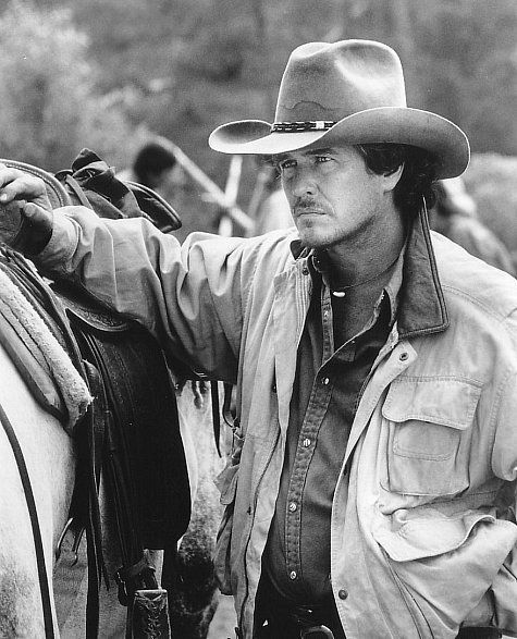 Tom Berenger in Last of the Dogmen (one of the best movies)