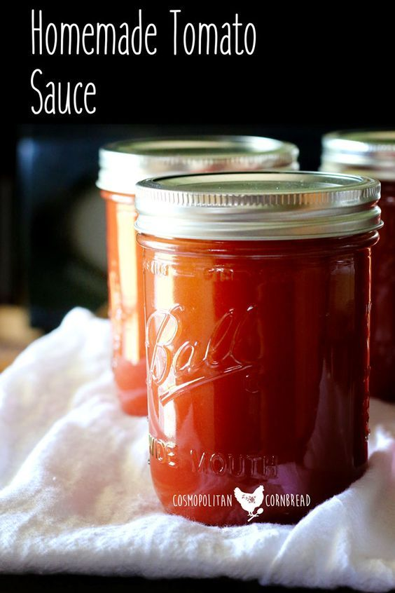 how to prepare tomato sauce at home