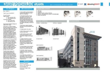Presentation Boards for Architectural Competition