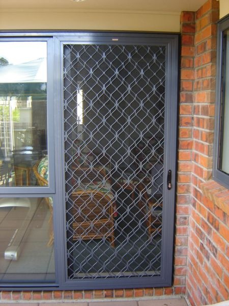1000 Images About Security Doors On Pinterest Wrought