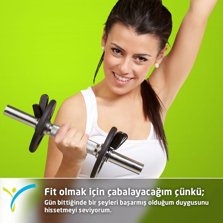 Seni hedeflediğin kiloya ulaşman için motive eden cümle hangisi?