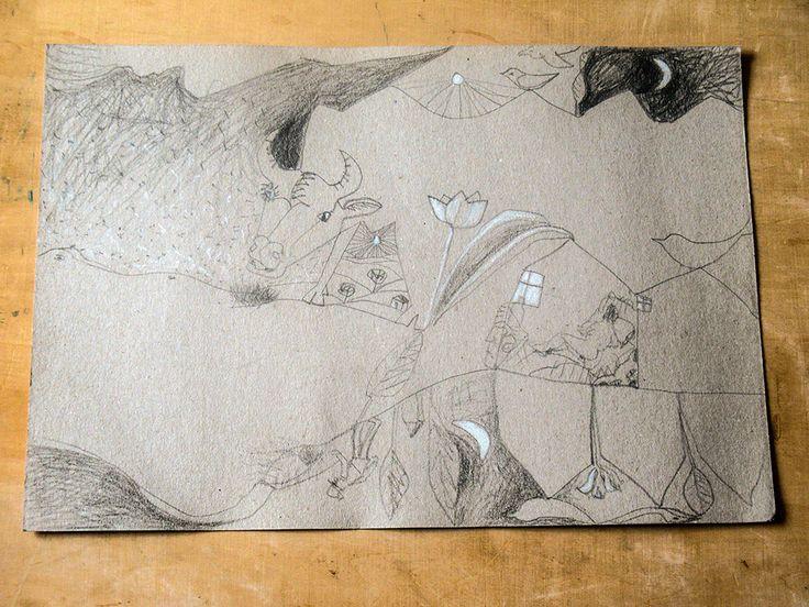 Desene de adormire. Viena 2013.40