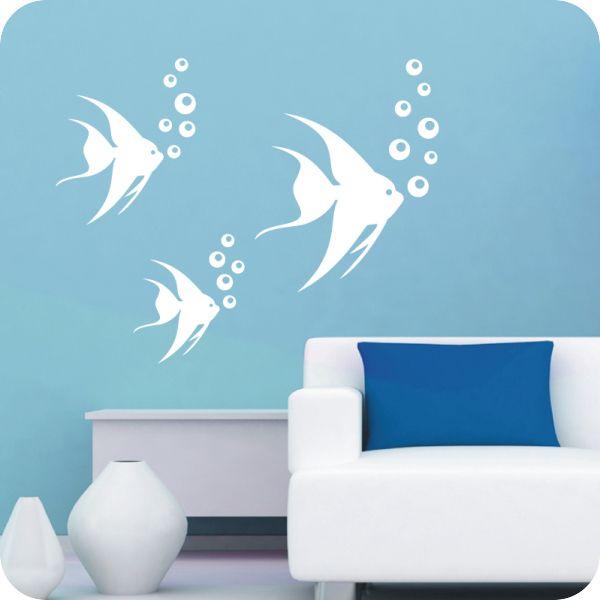 Wandtattoo Fische - Bild 2