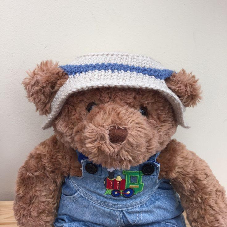 Because Teddies need hats too!