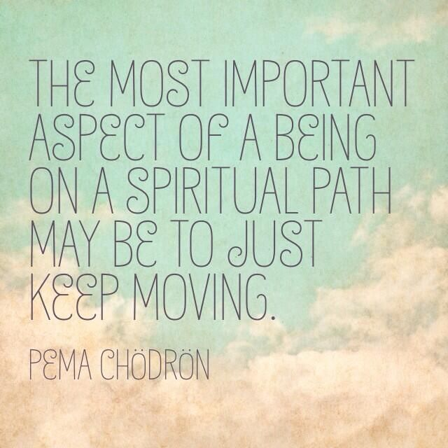 Most Moving Quotes: Inspirational Quotes Pema Chodron. QuotesGram