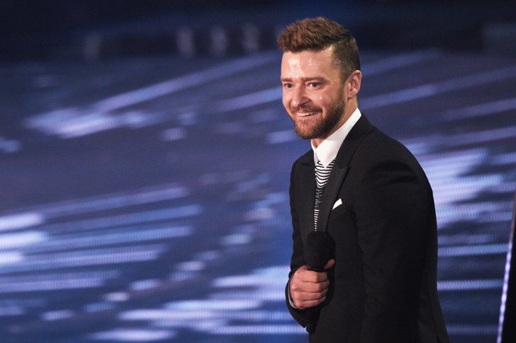Pin for Later: Justin Timberlake a Charmé Tout le Public aux iHeartRadio Music Awards