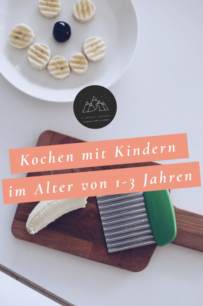 Montessori at home: Tasks in the kitchen for children from 1 to 3 years   – Eltern, Partnerschaft & Familie
