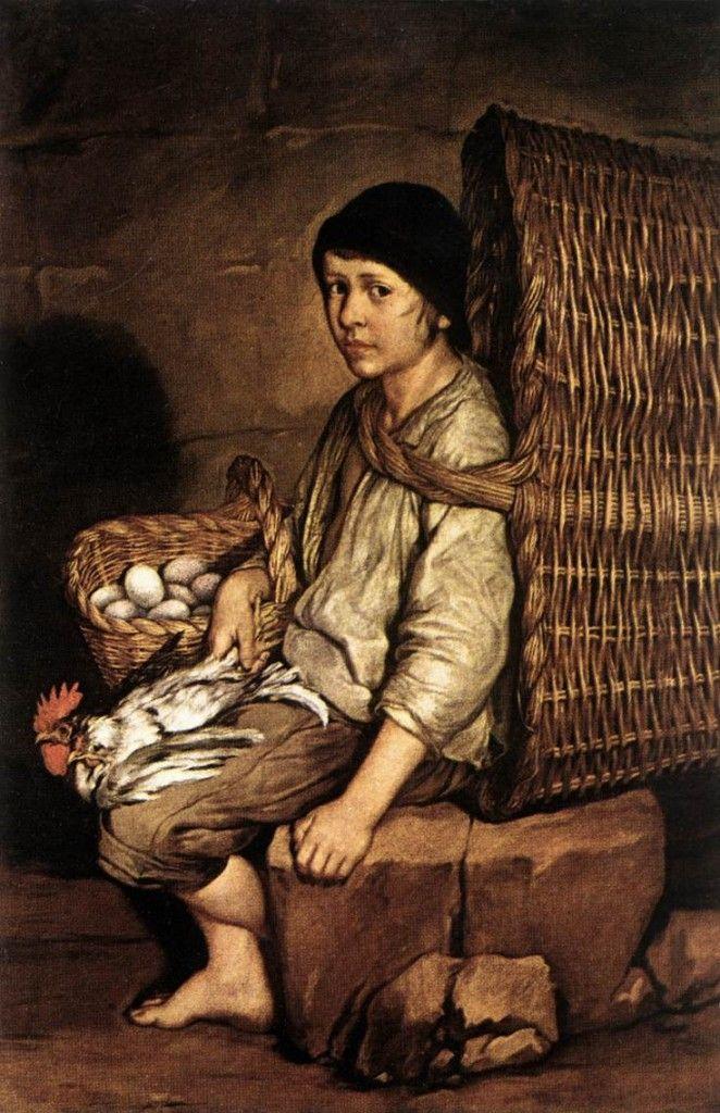 Giacomo_Ceruti-Boy_with_a_basket