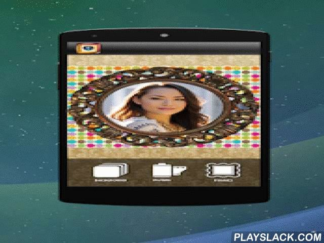 "Photo Frames & Picture Effects  Android App - playslack.com , Photo Frames and Picture Effects is a free mobile app ""photo editor"". Enhance photos by applying photo filters, photo frames, textures, flares and other photo effects.Funny picture frames, face montages & filters online for free. Make greeting e-cards & add custom text. It provides lots of easy and powerful functions, stickers, photo effects, frames, touch-ups, face in hole and more. a free online photo editor.Photo Frame…"