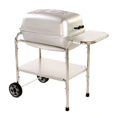 American-made PK Grill, manufactured in Little Rock, Arkansas by Portable Kitchen®. #MadeInUSA via @Made Movement.